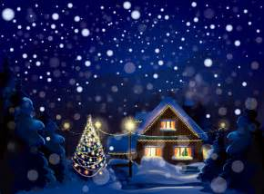 Pictures Of Houses Decorated For Christmas bgm one special night