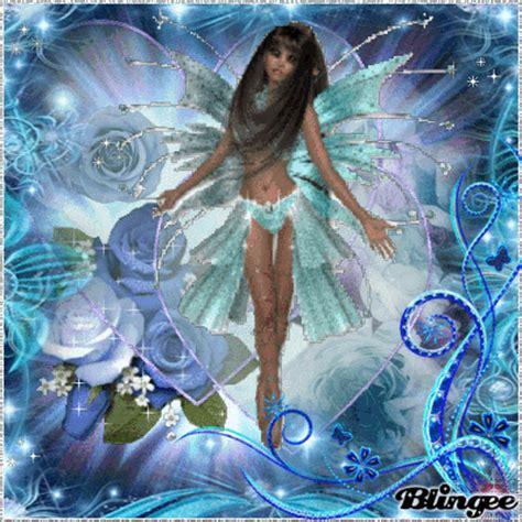 imagenes de hadas extraordinarias hada azul fotograf 237 a 131755647 blingee com