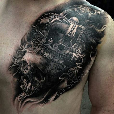 tattoo chest skull 54 skull tattoo designs fashion design trends