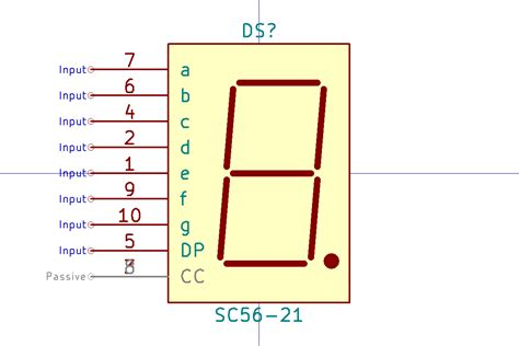 kicad capacitor symbol a time circuit display schematic parts not included