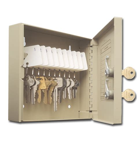 key cabinet dual lock 10 key unit