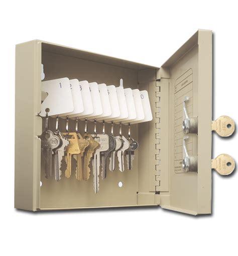 Key Cabinet Dual Lock 10 Key Unit