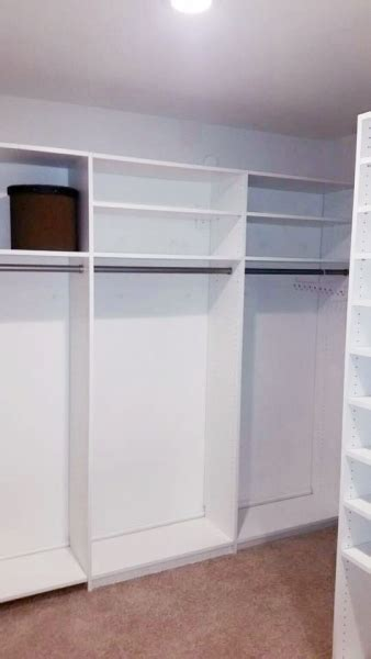 closet organizers in bucks county closets for less