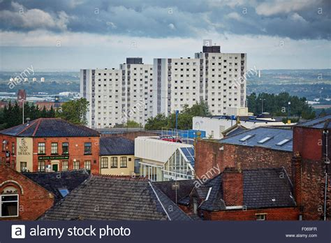 houses to buy in oldham crossbank summervale house manchester street oldham in greater stock photo royalty