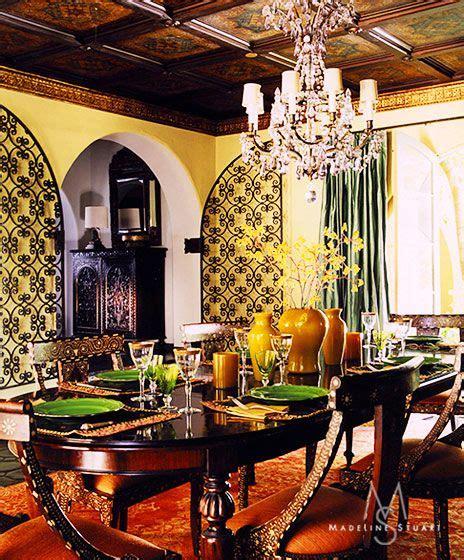 madeline stuart interiors beverly hills dining room