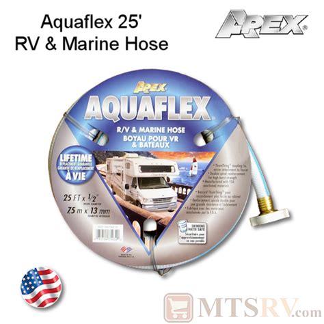 Garden Hose Usa Apex Aquaflex 25 X 1 2 Quot Rv Marine Reinforced Water