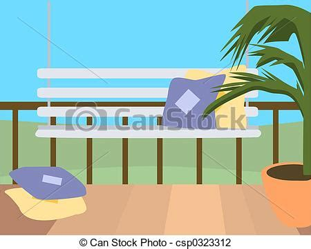 porch clipart clip art of porch illustration csp0323312 search clipart
