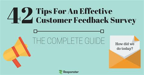 how to contact customer service the complete manual books how to collect customer feedback 42 tips for effective