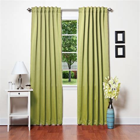 magnetic blackout curtains best home fashion thermal insulated blackout curtains