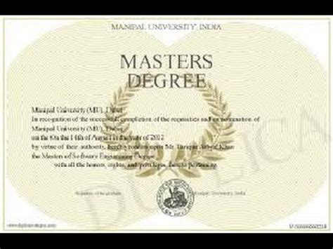 Master S Degree Mba On It by Masters Degree In Education Trending Education