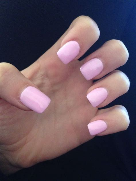 best 25 light pink nails ideas on