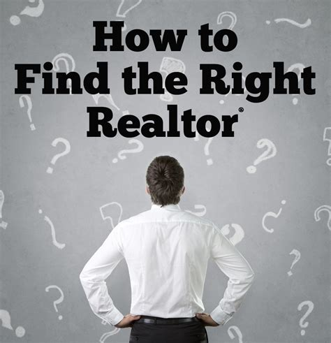 finding the right real estate to sell or buy 5 tips for finding a great real estate real estate