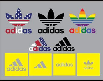 Did Adidas Sign With The Mba by Adidas Logo Etsy