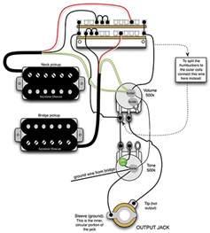 mod garage a dual humbucker wiring scheme premier guitar