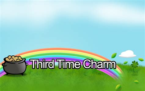 third time charm wallpaper by keyzersoze on deviantart