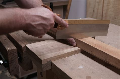 making a bench hook three simple workholding solutions for hand tools
