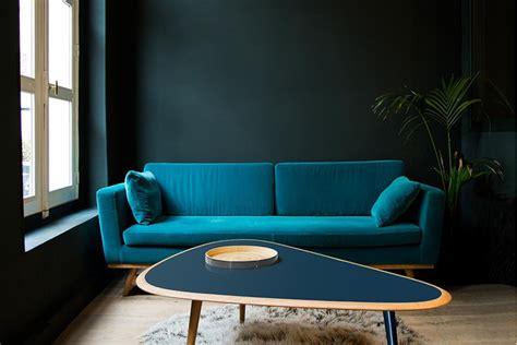 Livingroom Walls peinture quot hague blue