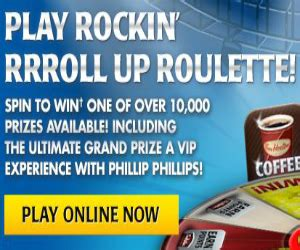 Tim Hortons Sweepstakes - win a vip experience with phillip phillips free sweepstakes contests giveaways