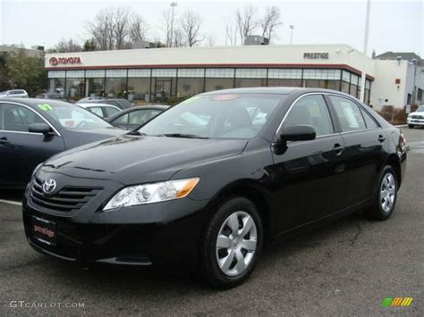 2007 Toyota Camry Mpg 4 Cyl Black 2007 Toyota Camry Mpg Best Car To Buy