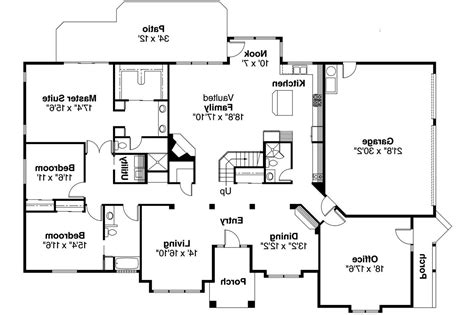 contemporary home floor plans contemporary house plans ainsley 10 008 associated designs