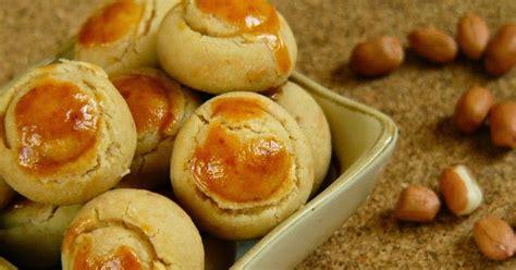 Kue Kacang Tiga Rasa resep cara membuat kue kering kacang aneka bentuk kito