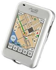 Shiny At The Stuff Show The Mio H610 Personal Assistant Satnav by Mio Digiwalker H610 Wont Let You Get Lost