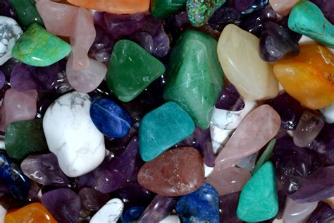 colorful stones colourful stones free stock photo domain pictures