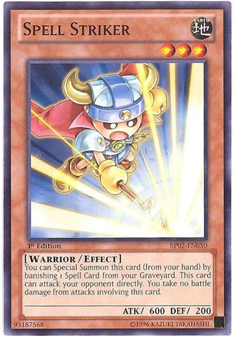 Spell Striker Bp02 En050 Common yu gi oh card bp02 en050 spell striker common
