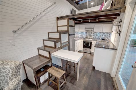 Split Level Home Designs by Freedom Tiny House Swoon
