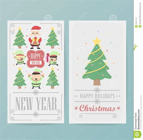 card layouts card design layout template stock vector image