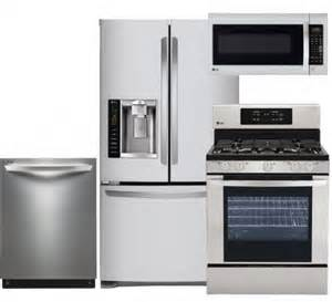 lg kitchen appliances packages lg kitchen appliance packages lfx25973st4pckit2