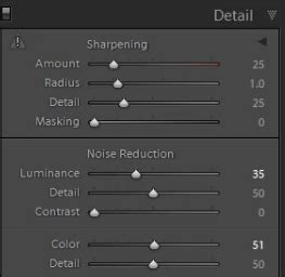 lightroom tutorial noise reduction how to reduce noise in an image shot at a high iso with