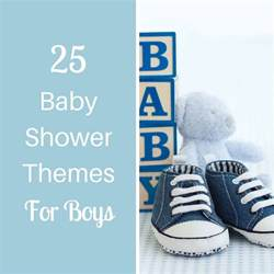 boys baby shower themes 25 baby shower themes for boys