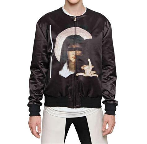 print bomber jaket ans ml givenchy summer 2013 madonna print t shirts