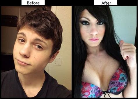 crossdresser makeover before after transgender mtf before and after google suche hot mtf