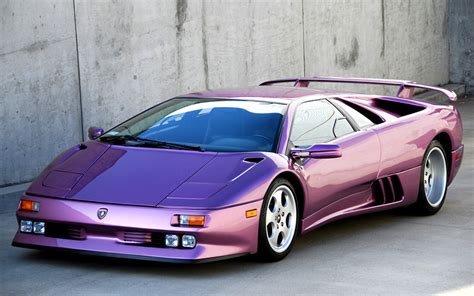 Lamborghini Diablo Se30 1994 Lamborghini Diablo Se30 Specifications Photo