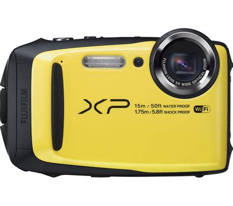 fujifilm tough buy fujifilm xp90 tough compact black yellow