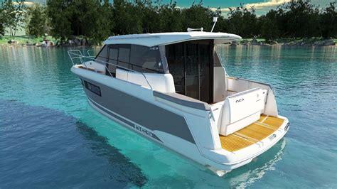 jeanneau nc  volvo   dp hp diesel sterndrive power boats boats   sale
