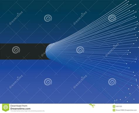 fiber optic cable royalty  stock photo image