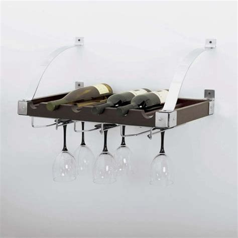 ceiling wine rack ch wr 49526 interchangeable wall ceiling wine rack in