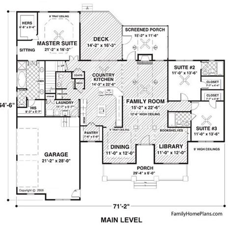large ranch style house plans inspirational ranch style
