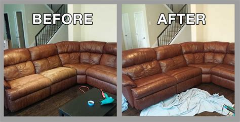 leather sofa restoration company leather sofa restoration leather dye sofa repair