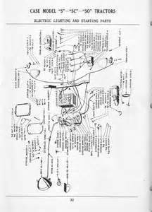 wiring diagram for 1951 sc yesterday s tractors