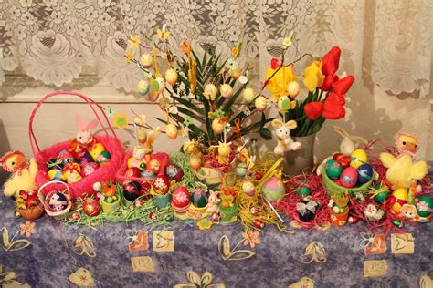 How To Make Easter Decorations For The Home by Easter Decorations For The Home Modern Magazin