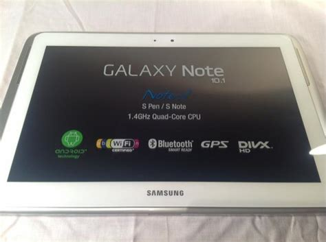 Tablet Samsung Note 1 samsung galaxy note 10 1 tablet review