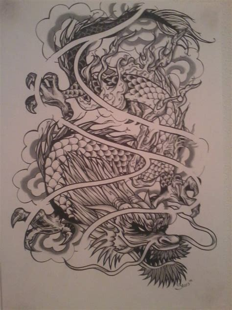 tattoo flash dragon dragon tattoo flash by al stars on deviantart