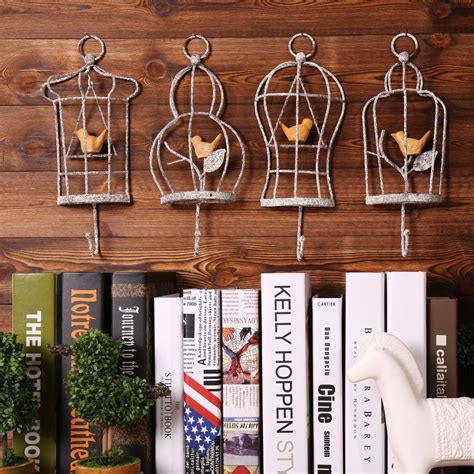 rustic retro home decor for the wrought iron