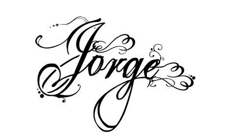 imagenes de halloween con nombre de jorge jorge tattoo by solodesigns on deviantart