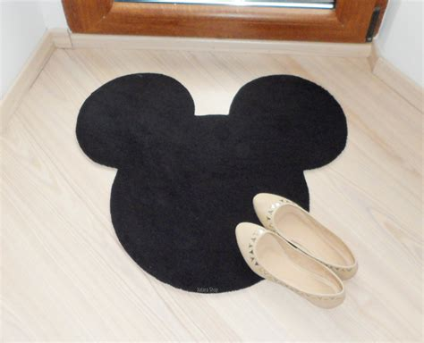 Mickey Mouse Floor Rug room decor rug based in mickey mouse disney