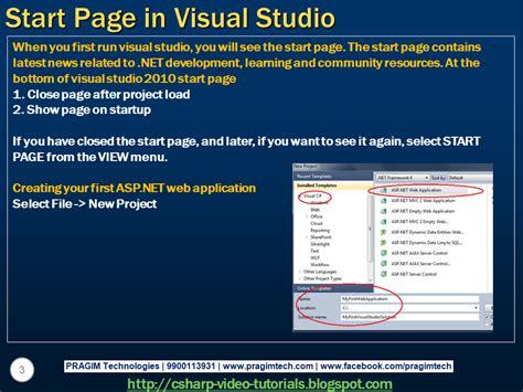 tutorial web net sql server net and c video tutorial part 2 creating